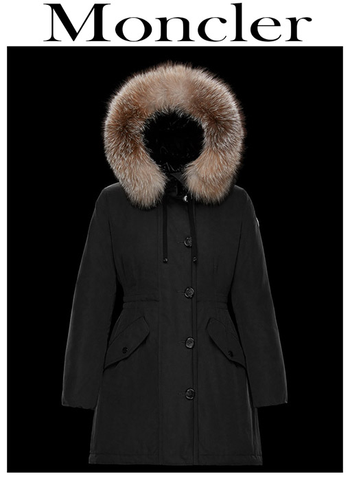New Moncler clothing for women