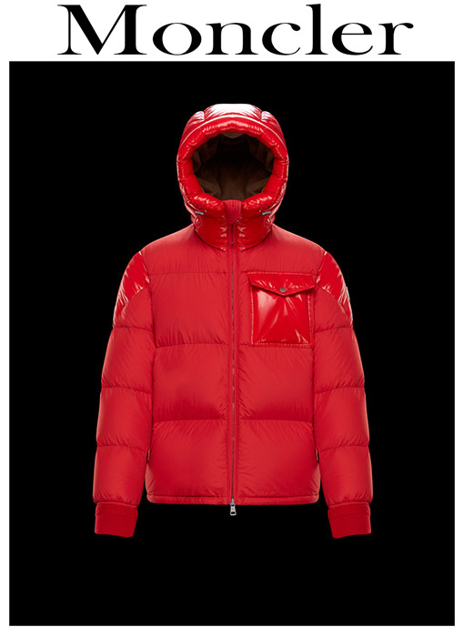 New Moncler collection for men