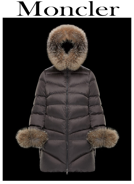 New Moncler down jackets