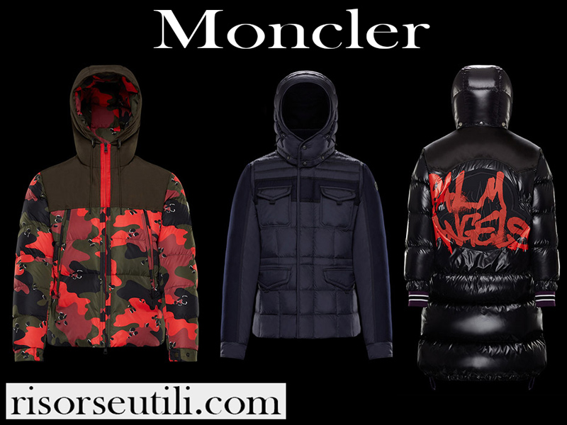 New Moncler jackets collection for men