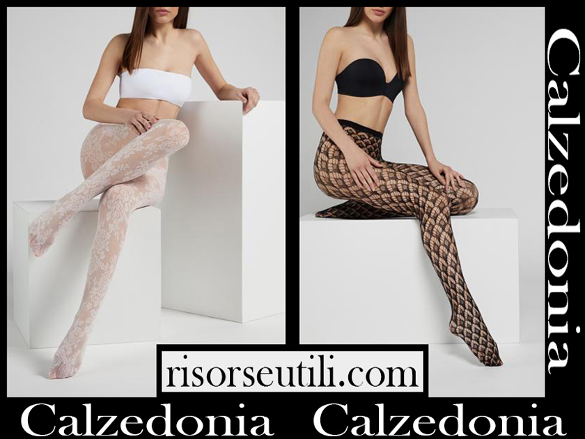 New arrivals Calzedonia tights 2020 accessories