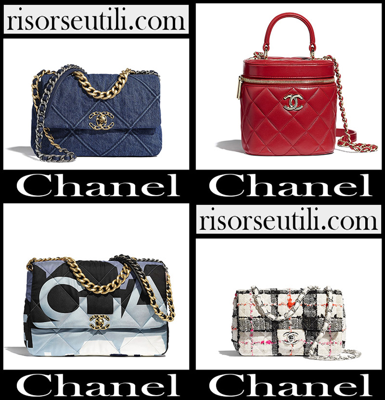 New arrivals Chanel bags 2020 for women
