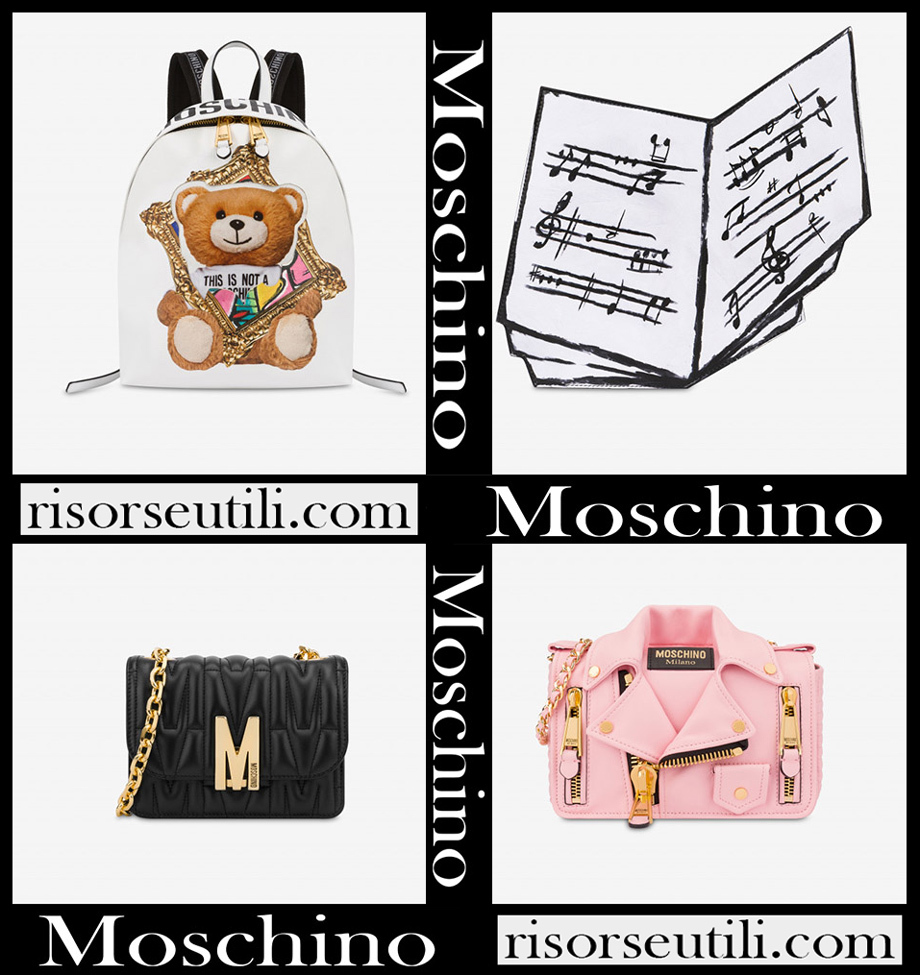 New arrivals Moschino bags 2020 for women