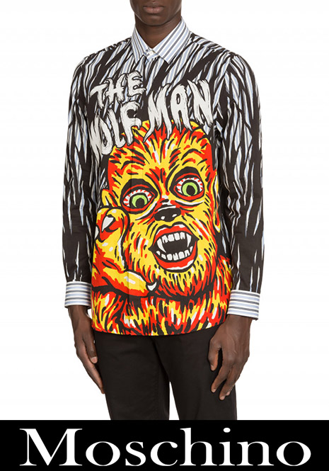 New arrivals Moschino fashion 2020 for men 9