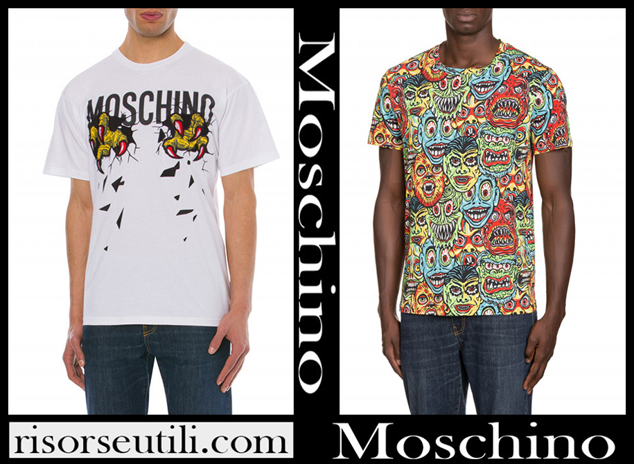 New arrivals Moschino fashion 2020 for men