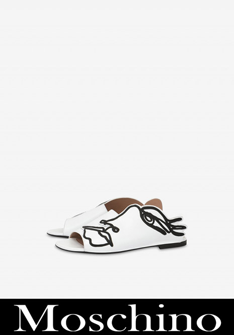 New arrivals Moschino shoes 2020 for women 19