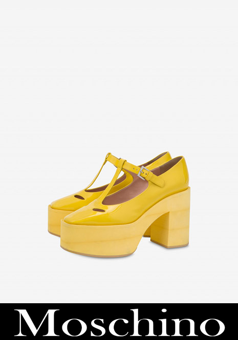 New arrivals Moschino shoes 2020 for women 2