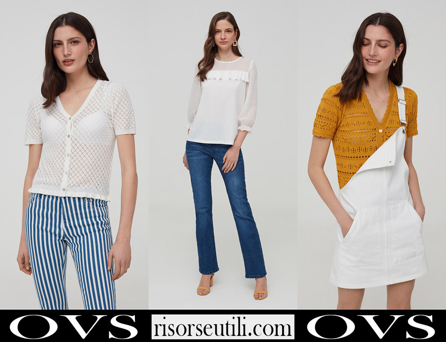New arrivals OVS clothing 2020 for women
