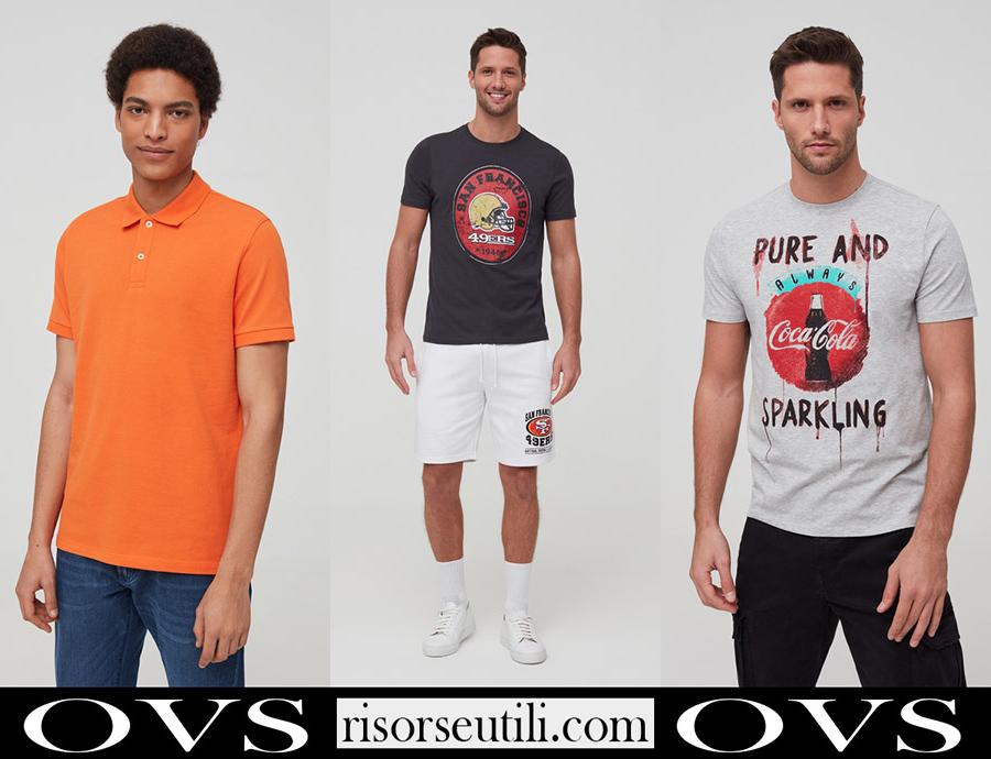 New arrivals OVS fashion 2020 for men
