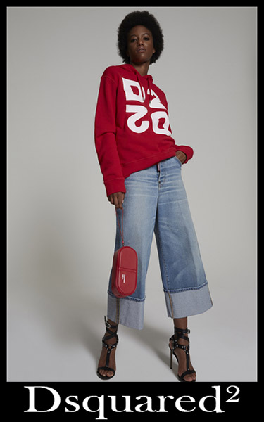 Denim clothing Dsquared² 2020 jeans for women 12