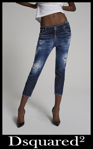 Denim clothing Dsquared² 2020 jeans for women 16
