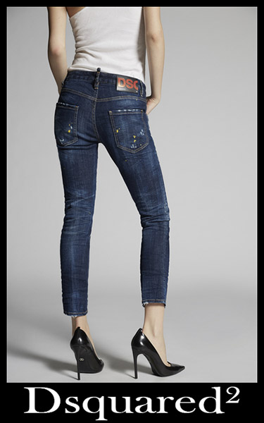 Denim clothing Dsquared² 2020 jeans for women 19