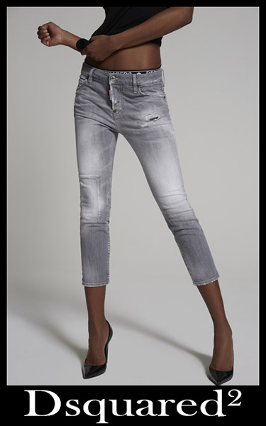 Denim clothing Dsquared² 2020 jeans for women 9