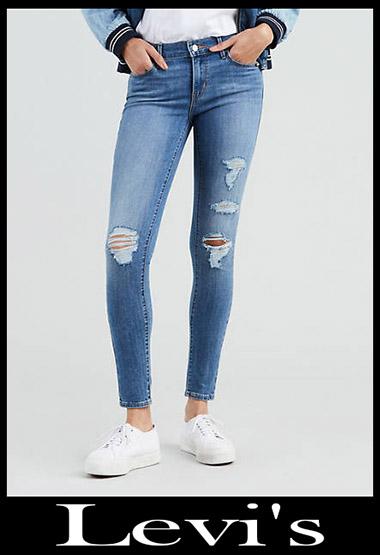 Denim clothing Levis 2020 jeans for women 1