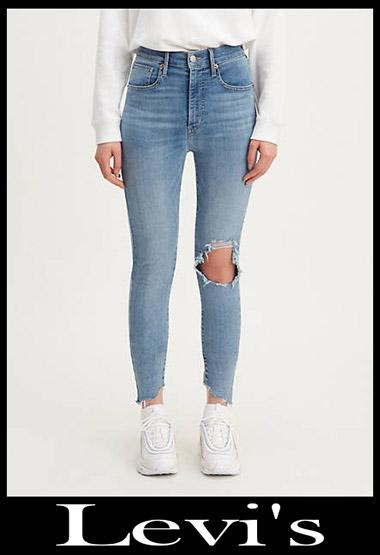 Denim clothing Levis 2020 jeans for women 19