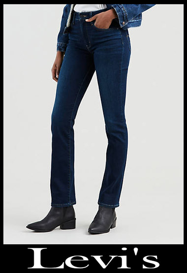 Denim clothing Levis 2020 jeans for women 4