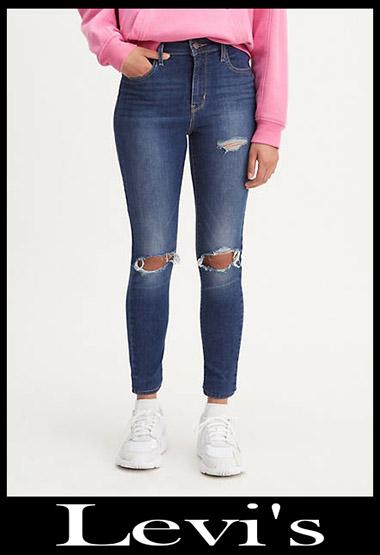 Denim clothing Levis 2020 jeans for women 6