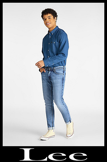 Denim fashion Lee 2020 jeans for men 21