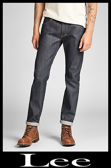 Denim fashion Lee 2020 jeans for men 6
