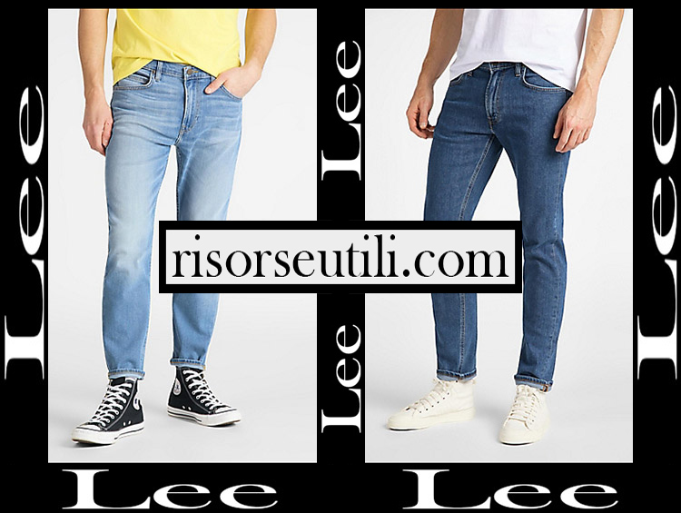 Denim fashion Lee 2020 jeans for men