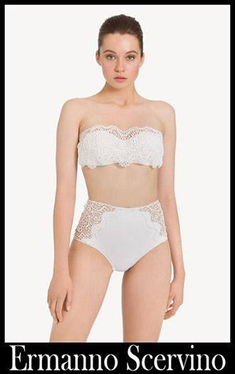 Ermanno Scervino beachwear 2020 bikinis swimsuit 38