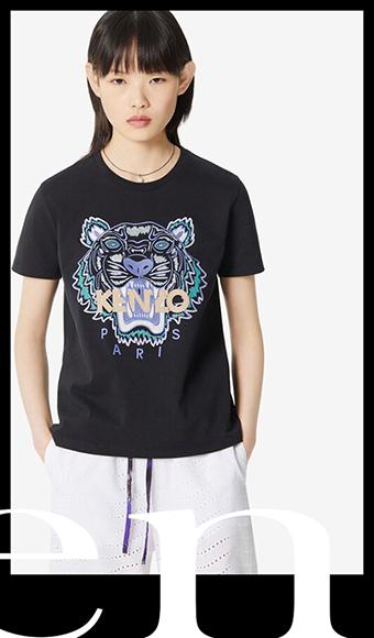 Kenzo T Shirts 2020 clothing for women 22
