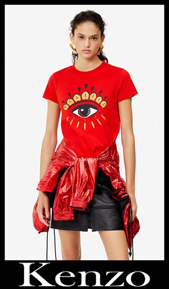 Kenzo T Shirts 2020 clothing for women 6