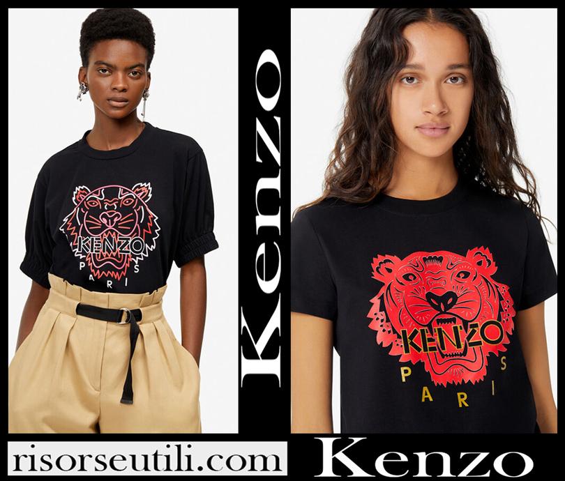 Kenzo T Shirts 2020 clothing for women