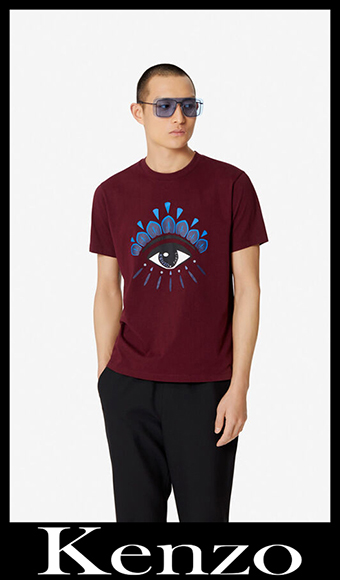 Kenzo T Shirts 2020 fashion for men 1