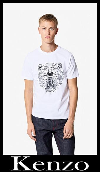 Kenzo T Shirts 2020 fashion for men 14