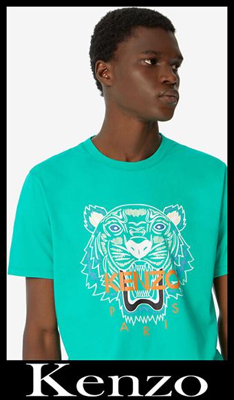 Kenzo T Shirts 2020 fashion for men 16
