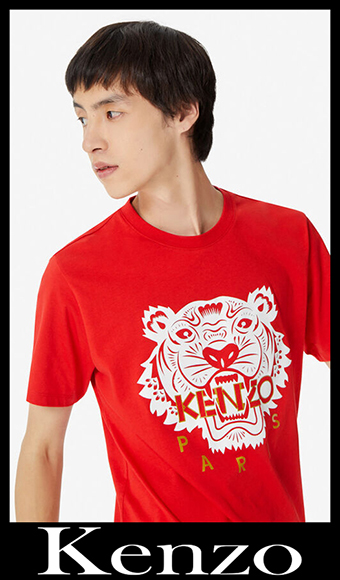 Kenzo T Shirts 2020 fashion for men 18