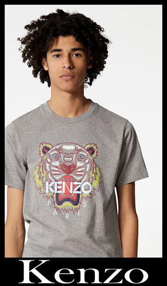 Kenzo T Shirts 2020 fashion for men 19