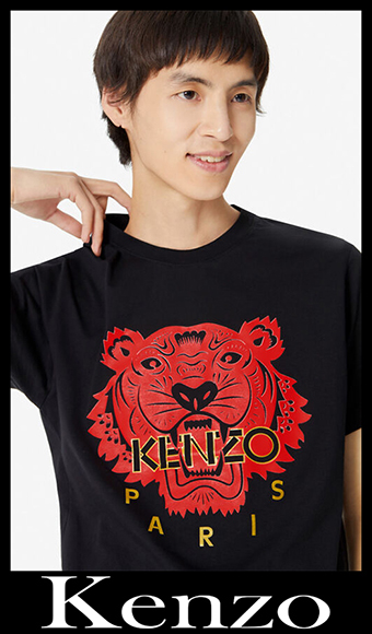 Kenzo T Shirts 2020 fashion for men 24
