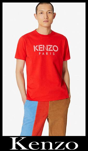 Kenzo T Shirts 2020 fashion for men 3