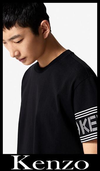Kenzo T Shirts 2020 fashion for men 4