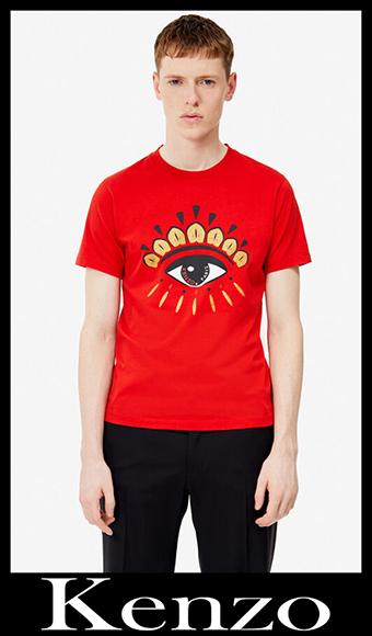 Kenzo T Shirts 2020 fashion for men 6