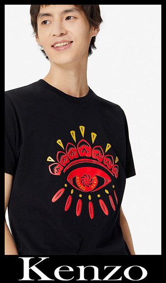Kenzo T Shirts 2020 fashion for men 9