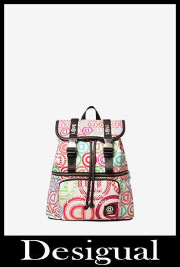 New arrivals Desigual bags 2020 for women 7
