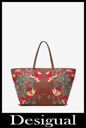 New arrivals Desigual bags 2020 for women 8