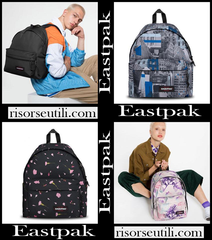 New arrivals Eastpak backpacks 2020 school