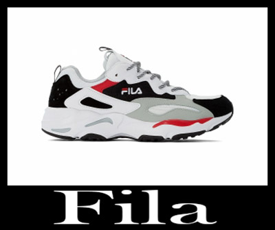 New arrivals Fila shoes 2020 sneakers for men 10