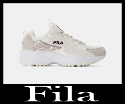 New arrivals Fila shoes 2020 sneakers for women 10