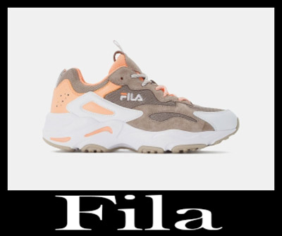 New arrivals Fila shoes 2020 sneakers for women 11