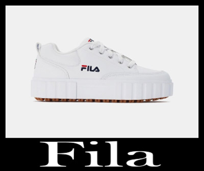New arrivals Fila shoes 2020 sneakers for women 14