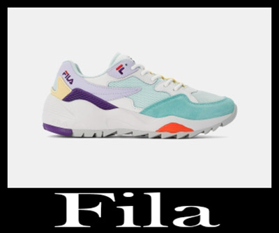 New arrivals Fila shoes 2020 sneakers for women 16