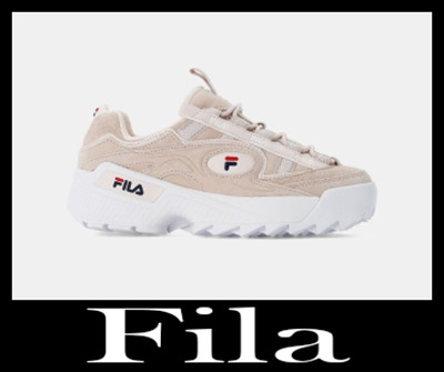 New arrivals Fila shoes 2020 sneakers for women 3