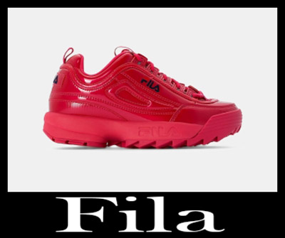 New arrivals Fila shoes 2020 sneakers for women 4