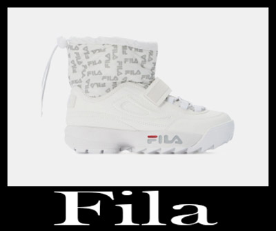 New arrivals Fila shoes 2020 sneakers for women 5