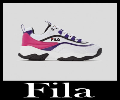 New arrivals Fila shoes 2020 sneakers for women 8